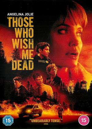 Rent Those Who Wish Me Dead Online DVD & Blu-ray Rental