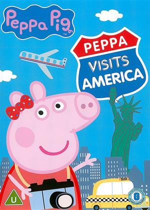Rent Peppa Pig: Peppa Visits America Online DVD & Blu-ray Rental