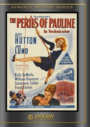 Rent The Perils of Pauline Online DVD & Blu-ray Rental
