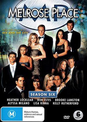 Rent Melrose Place: Series 6 Online DVD & Blu-ray Rental
