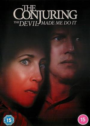 Rent The Conjuring: The Devil Made Me Do It (aka The Conjuring 3) Online DVD & Blu-ray Rental