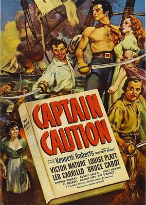 Rent Captain Caution (aka Captain Fury) Online DVD & Blu-ray Rental