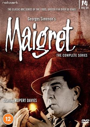Rent Maigret: Series Online DVD & Blu-ray Rental