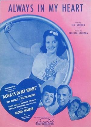 Rent Always in My Heart Online DVD & Blu-ray Rental