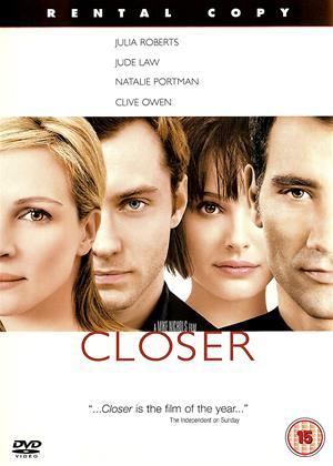 Rent Closer Online DVD & Blu-ray Rental