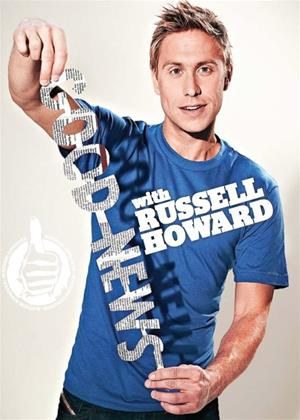 Rent Russell Howard's Good News: Series 9 Online DVD & Blu-ray Rental