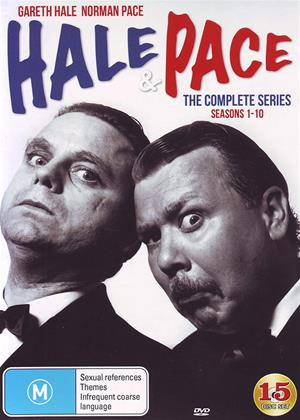 Rent Hale and Pace: Series 5 Online DVD & Blu-ray Rental