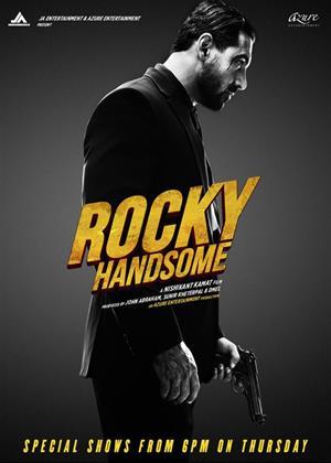 Rent Rocky Handsome Online DVD & Blu-ray Rental