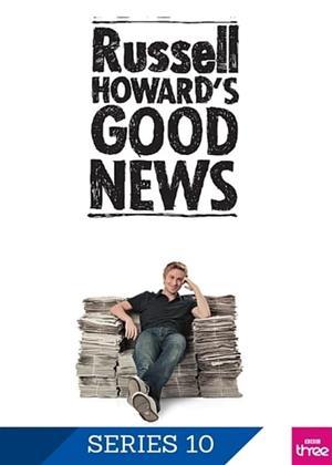 Rent Russell Howard's Good News: Series 10 Online DVD & Blu-ray Rental