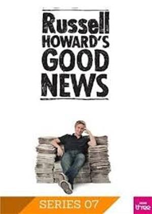 Rent Russell Howard's Good News: Series 7 Online DVD & Blu-ray Rental