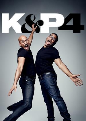 Rent Key and Peele: Series 4 (aka K&P: Key and Peele) Online DVD & Blu-ray Rental