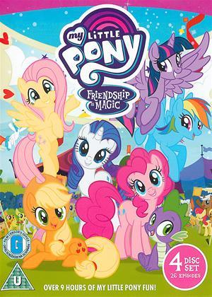 Rent My Little Pony: Friendship Is Magic: Series 4 Online DVD & Blu-ray Rental
