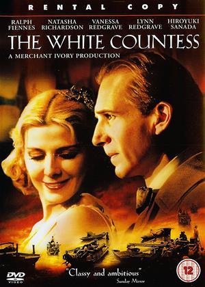 Rent White Countess Online DVD & Blu-ray Rental