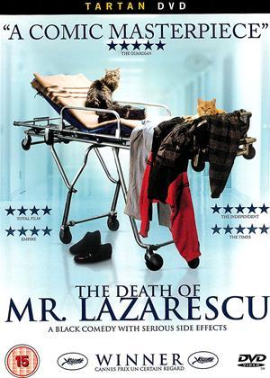 Rent The Death of Mr Lazarescu (aka Moartea Domnului Lazarescu) Online DVD & Blu-ray Rental