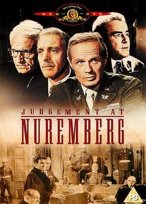 Rent Judgment at Nuremberg Online DVD & Blu-ray Rental