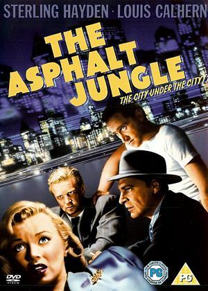 Rent The Asphalt Jungle Online DVD & Blu-ray Rental