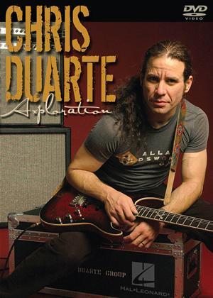 Rent Chris Duarte: Axploration Online DVD Rental