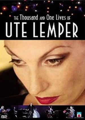 Rent Ute Lemper: The Thousand and One Lives of Ute Lemper Online DVD Rental