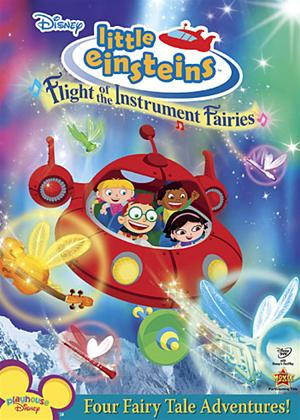 Rent Little Einsteins: Fight of the Instrument Fairies Online DVD Rental