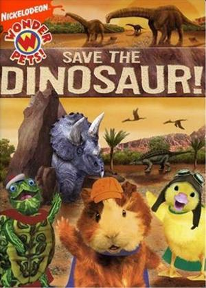 Rent Wonder Pets: Save the Dinosaur Online DVD Rental