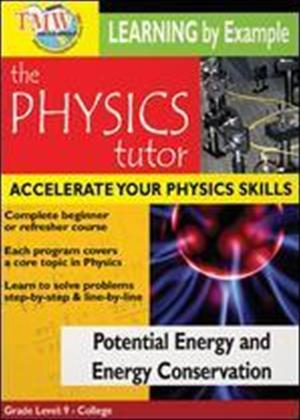 Rent Physics Tutor: Potential Energy and Energy Conservation Online DVD Rental