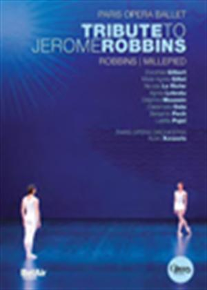 Rent Tribute to Jerome Robbins Online DVD Rental