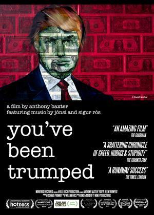 Rent You've Been Trumped Online DVD Rental