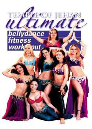 Rent Ultimate Bellydance Fitness Workout Online DVD Rental