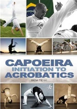 Rent Capoeira: Initiation to Acrobatics Online DVD Rental